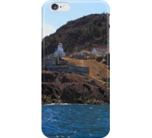 Canadian National Historical Site Fort Amherst, WWII bunkers iPhone Case/Skin