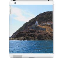 Canadian National Historical Site Fort Amherst, WWII bunkers iPad Case/Skin
