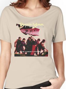 BOO - YAA T.R.I.B.E - New Funky Nation Women's Relaxed Fit T-Shirt