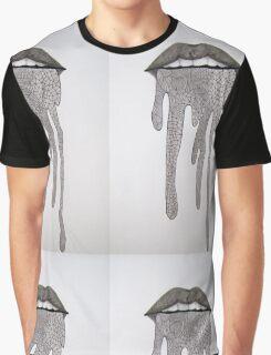 「Secrets」 Graphic T-Shirt