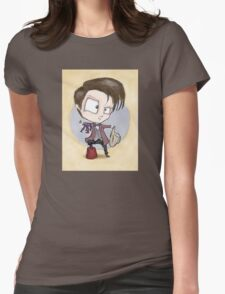 Eleventh Doctor - Hashtag Cool Womens Fitted T-Shirt
