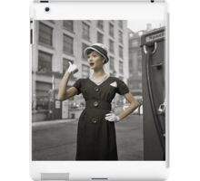 Anna Karenina in Colour iPad Case/Skin