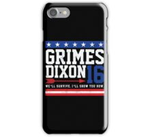 Grimes 2016 iPhone Case/Skin