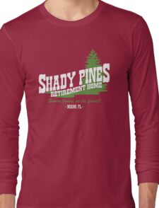 Shady Pines Long Sleeve T-Shirt