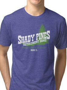Shady Pines Tri-blend T-Shirt