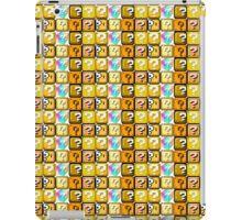 Mario Blocks iPad Case/Skin