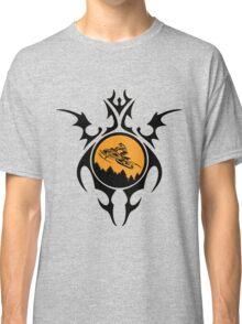Gnarly Snowmobiling  Classic T-Shirt