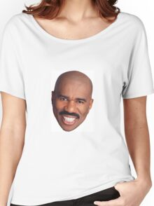 Steve Harvey - The Man, The Myth, The  LEGEND Women's Relaxed Fit T-Shirt