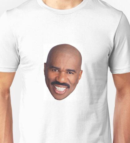 Steve Harvey - The Man, The Myth, The  LEGEND Unisex T-Shirt