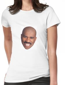 Steve Harvey - The Man, The Myth, The  LEGEND Womens Fitted T-Shirt
