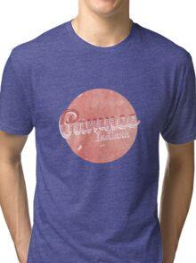 PAWNEE INDIANA Tri-blend T-Shirt