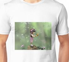 Born to fly Unisex T-Shirt