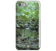 Rainforest Trickle iPhone Case/Skin