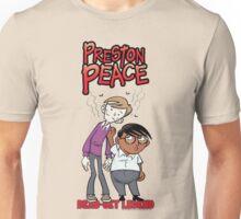Preston Peace 1 Dead-Set Legend by Dillon Naylor + Unisex T-Shirt