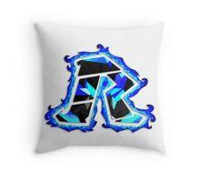 Rampage Logo Throw Pillow