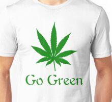 Vape Nation- go green Unisex T-Shirt