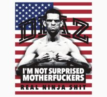 Nate Diaz UFC One Piece - Short Sleeve