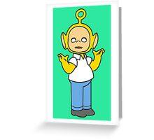 Acid homer Greeting Card