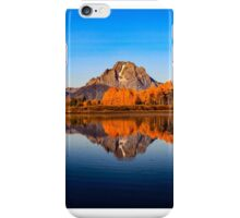 Grand Teton National Park iPhone Case/Skin