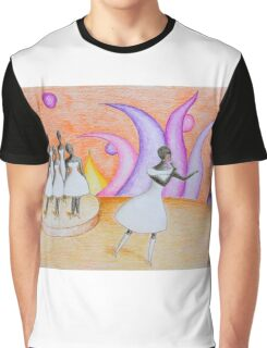 Singing girls Graphic T-Shirt