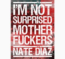 Nate Diaz UFC Not Surprised Flag 2 Classic T-Shirt