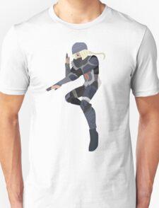 Sheik - Black - Smash 4 T-Shirt