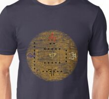 Ancient Chinese compass direction Unisex T-Shirt