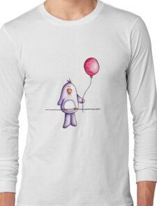 Little baby bird Long Sleeve T-Shirt