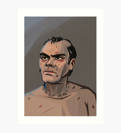 Trevor Philips Art Print