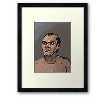Trevor Philips Framed Print