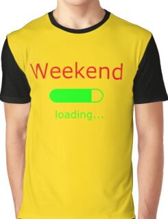 Weekend Loading - WL Graphic T-Shirt