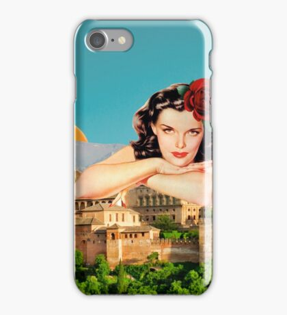 MI ALHAMBRA iPhone Case/Skin