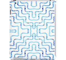 Watercolor Pipes iPad Case/Skin