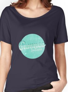 the town next to eagleton Women's Relaxed Fit T-Shirt