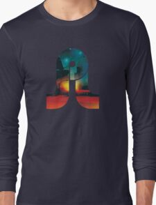 Pretty lights logo 1 Long Sleeve T-Shirt
