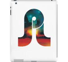 Pretty lights logo 1 iPad Case/Skin