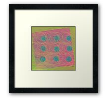 'Exuberant', Abstract Thinking Series 26 Framed Print