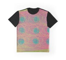 'Exuberant', Abstract Thinking Series 26 Graphic T-Shirt