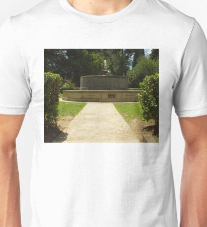 Memorial Fountain Unisex T-Shirt