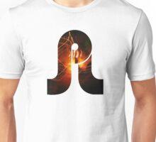 Pretty lights logo 2 Unisex T-Shirt