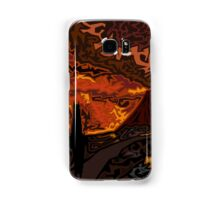 Mount Doom Scenery Samsung Galaxy Case/Skin