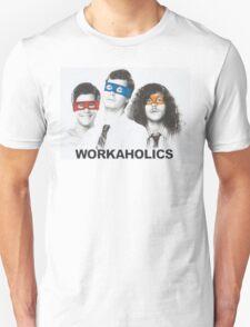 Workaholics tmnt T-Shirt