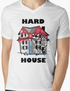 GTA Hard House Mens V-Neck T-Shirt