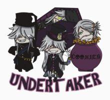 UndertakerS chibi Baby Tee