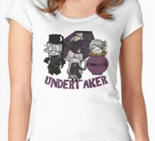 UndertakerS chibi Women's Fitted Scoop T-Shirt
