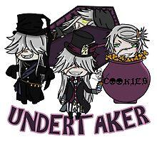 UndertakerS chibi Photographic Print