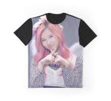 Sana-Twice Graphic T-Shirt