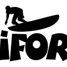 California Surfing by theshirtshops