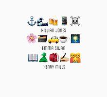Jones Swan Emoji Unisex T-Shirt