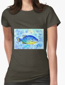 Blue Fish Womens Fitted T-Shirt